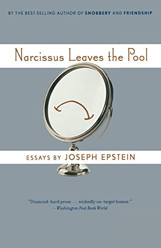 Pool by Joseph Epstein (2007-07-03) (Pool Leaf)