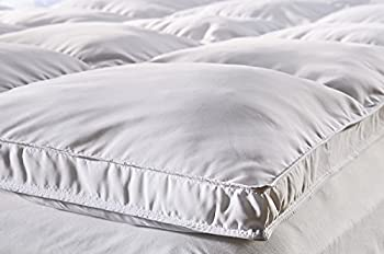 """Luxury 4"""" Thick Supersoft Heavy Fill Microfibre Mattress Topper All Sizes (King) 1"""