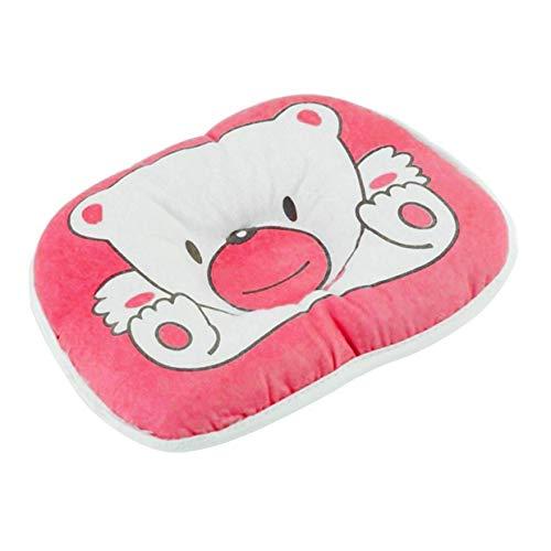 Qewmsg Preciosa modelo lindo oso de dibujos animados almohada niño recién nacido del bebé del cojín...