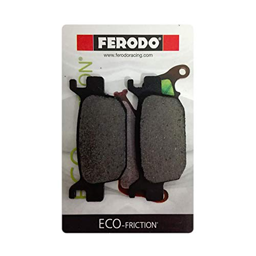 Coppia pastiglie freno posteriori Ferodo FDB2212EF SH 125/150 / 300