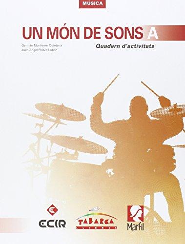 Un Mon De Sons A Quadern - 9788480253956 por Germán Monferrer Quintana