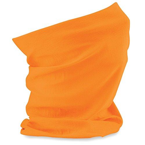Beechfield - scaldacollo multi-uso - donna (taglia unica) (arancione fluo)