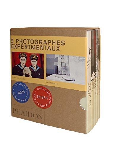 5 photographes exprimentaux : Joan Fontcuberta, Joel-Peter Witkin, Laszlo Moholy-Nagy, Boris Mikhailov, Lewis Baltz