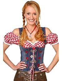 Michaelax-Fashion-Trade Fuchs Trachten - Damen Trachten Mieder (Artikelnummer: 4578)