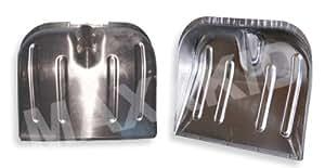 Aluminium Schneeschaufel / Schneeschieber mit Edelstahlkante, ohne Stiel