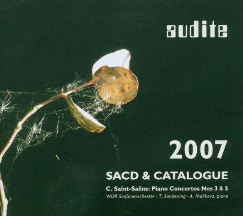 SAINT-SAËNS - Piano Concertos 3, 5