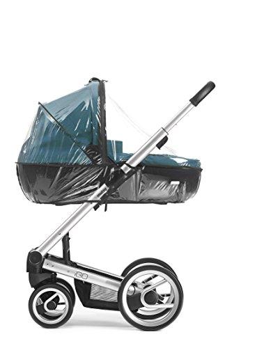 Mutsy Igo Stroller Bassinet Rain Cover, Clear by Mutsy