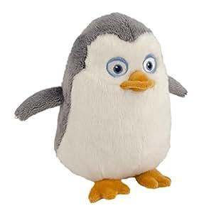 Gipsy - 070488 - Peluche - Les Pingouins De Madagascar - Bébé Soldat - 18 Cm