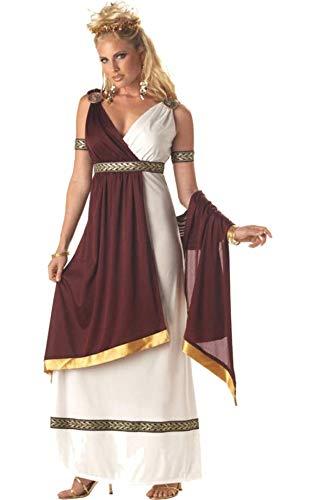 Kaiserin Kostüm Erwachsene - Generique - Römische Kaiserin Kostüm für