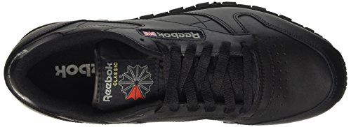 Reebok Classic, Baskets Basses Homme 2267_38.5 EU_Black