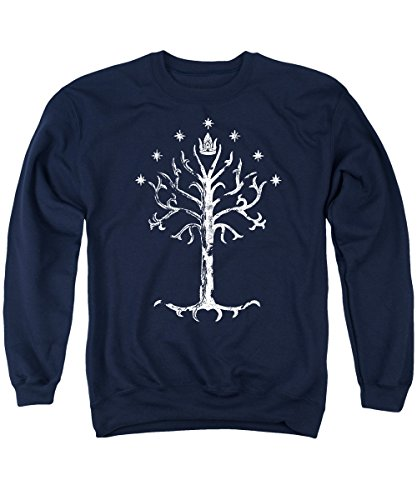 Lord of the Rings -  Felpa  - Uomo Navy