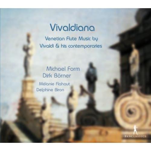 Recoder Sonata in F Minor (after A. Vivaldi): I. Preludio: Andante (after RV 14)