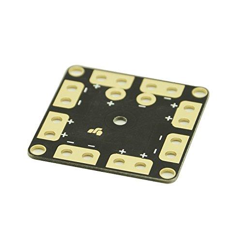 Preisvergleich Produktbild Goliton® Stromverteilungsplatine Power Distribution Board PDB PCB für Rahmen - Schwarz