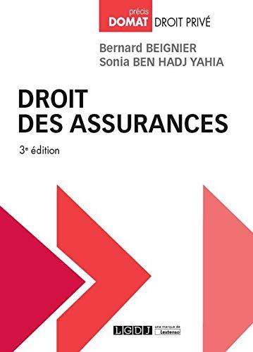 Droit des assurances par Bernard Beignier