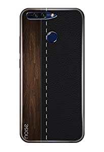 Noise Huawei Honor 8 Pro Printed Cover For Huawei Honor 8 Pro Case/ Patterns & Ethnic / Wooden Texture Print Design -(GD-315)