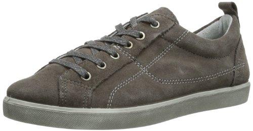 Ricosta Philea(M) 7321600, Sneaker Bambina Grigio (Grau (meteor 480))