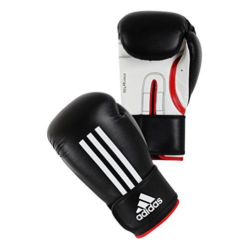 adidas Boxhandschuhe Energy 100, Schwarz, 12oz, ADIEBG100