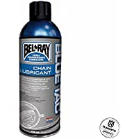 BEL RAY - 36027 : Spray 400 Ml Bel-Ray Blue Tac Chain Lube