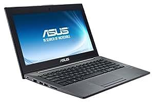 """Asus PU301LA-RO122G PC Portable 13"""" Argent (Intel Core i3, 4 Go de RAM, 500 Go, Intel HD Graphics 4400, Windows 7)"""