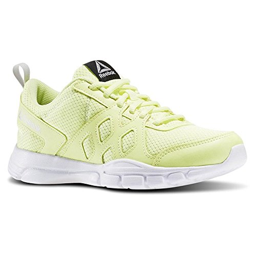 Reebok - Trainfusion Nine, Sneaker Donna Giallo/bianco/nero (Lemon Zest/White/Black)