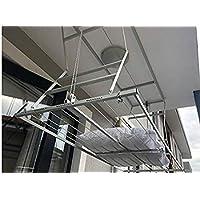 ERC Asansörlü Çamaşırlık (Demir, 75x225)
