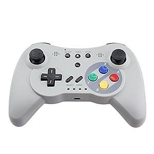 Kobwa Classic Wireless Bluetooth 3 Pro Controller Gamepad for Nintendo Wii U from Kobwa