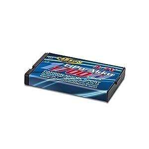 Carson 500608134-Lipo de batería F. reflexst.ultim. Touch 1700mAh, Accesorios