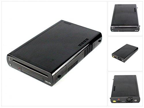 Nintendo Wii U Konsole 32 GB in Schwarz - nur Konsole, ohne Zubehör (Nintendo Wii U Konsole Schwarz)