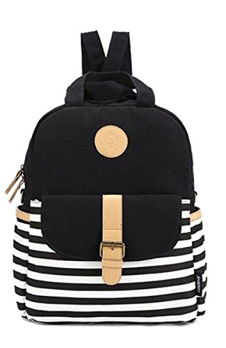 unisex-fashionable-canvas-backpack-school-bag-super-cute-stripe-school-college-laptop-bag-for-teens-