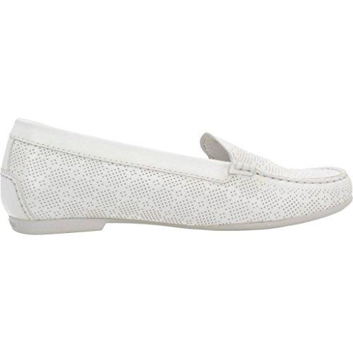 Mocassini donna, colore Bianco , marca STONEFLY, modello Mocassini Donna STONEFLY D HIDENCE Bianco Bianco