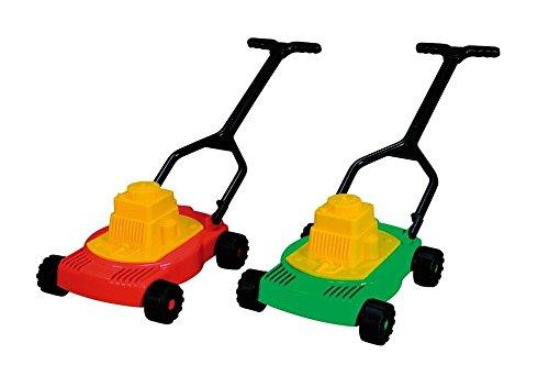 Kinder Rasenmäher Standard Mini Mäher Garten Spielzeug Kind (Rot) - Mini-rasenmäher