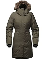 The North Face Outerwear TNF Chaqueta, Mujer, Verde (New Taupe Green), L