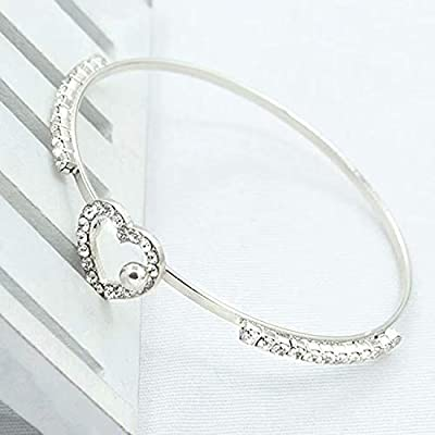 Crystal Cute Chian Bracelet for Women : everything five pounds (or less!)