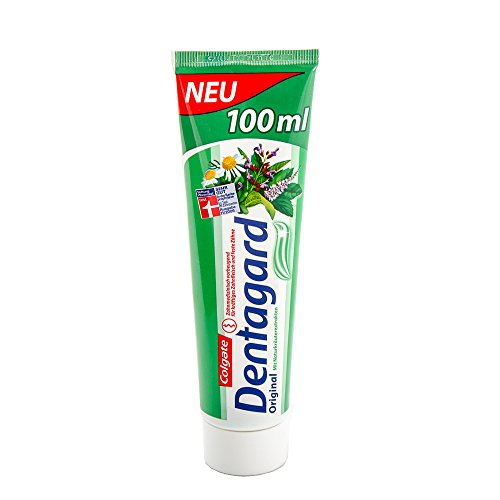 Colgate-Palmolive Dentagard Original 100 ml, 3er Pack (3 x 100 ml)
