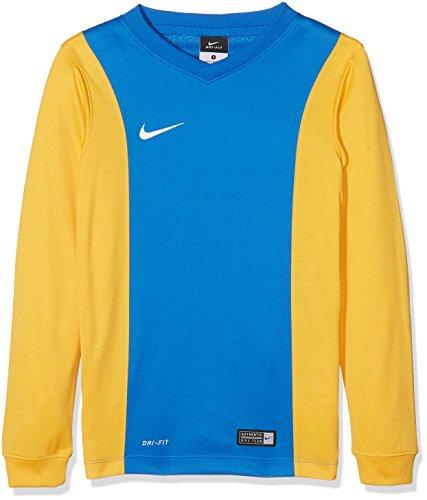 Nike t-shirt à manches courtes pour homme park derby yth veste en jersey Multicolore - Royal Blue/University Gold/White