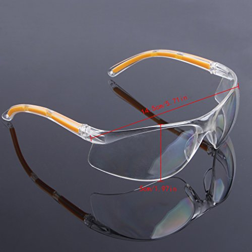 Jiamins UV-Schutz Schutzbrille Work Lab Labor Eyewear Eye Glasse Brillen