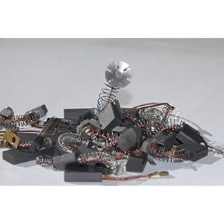 Escobillas de Carbón para BOSCH GWS 24-230 LVI amoladora — ?x?x?mm — 0.0×0.0x0.0» — Con dispositivo de desconexión