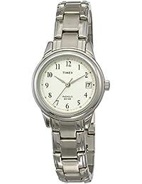 Timex Analog White Dial Women's Watch - T29271