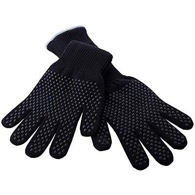 Valiant FIR113 Heat Resistant Stove Gloves (BBQ,Garden, Kevlar)