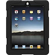 Funda Deber Militar Griffin GB35108-3 Survivor para iPad 2/3/4 - Negro
