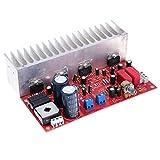 F Fityle TDA7294 Basslautsprecher Endstufe Audio Verstärkerplatine Audio Stereo Verstärkermodul 200W + 200W