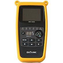 Satlink ws-6933–Localizador HD DVB-S + DVB-S28psk Sat Medidor EU
