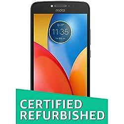 (Certified REFURBISHED) Motorola Moto E4 XT1760 (Iron Grey)
