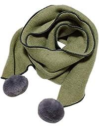 LAMEIDA Shawl Wraps Kids écharpe douce pour l automne et l hiver 716d0955c6d