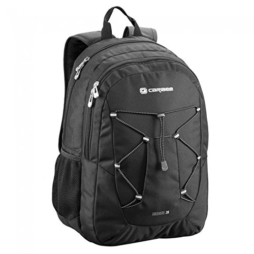 caribee-impala-backpack-school-bag-black
