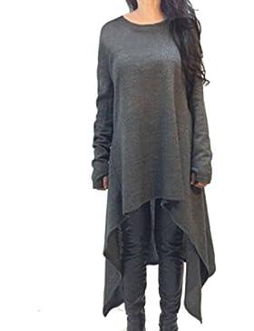 ZANZEA - Camisas - Túnica - para mujer