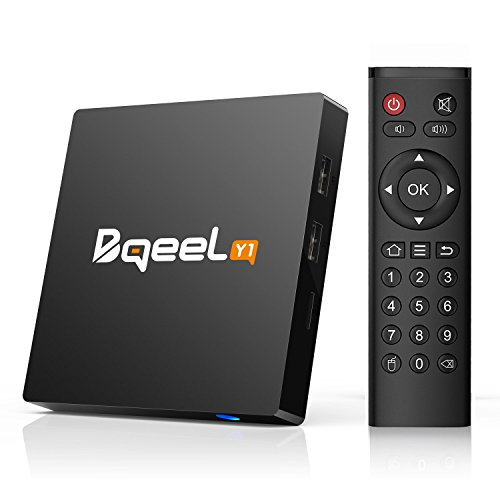 Android TV Box 7.1 1GB/8GB Y1 Bqeel TV...
