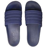 adidas Adilette Comfort, Men's Fashion Sandals, Blue (Dark Blue), 40.5 EU