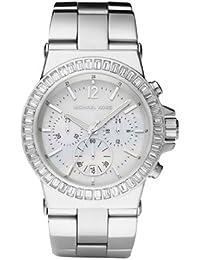 Michael Kors MK5411 - Reloj de mujer de cuarzo, correa de acero inoxidable color plata
