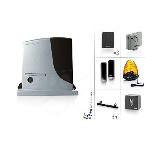 Schiebetorantrieb NICE ROBUS 600 (Set XL)